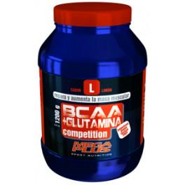 aminoácidos bcaa + glutamina