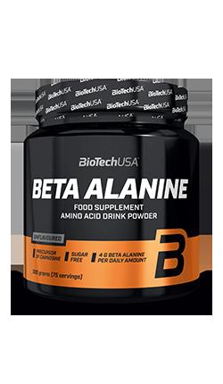 Beta Alanina para fuerza