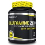 Aminoácido glutamine zero