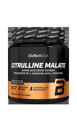 Citrulina Malato BiotechUSA